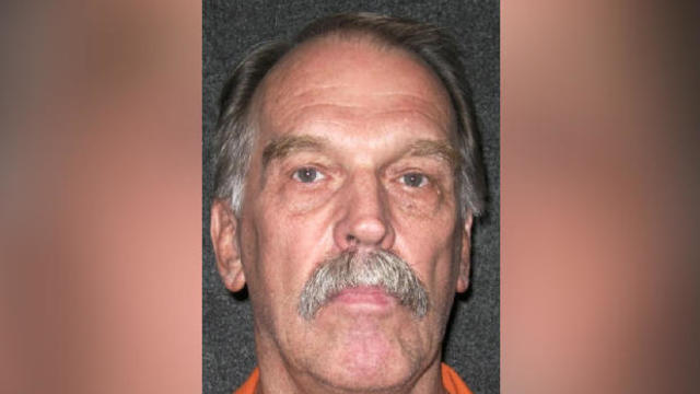 Utah death row inmate Ron Lafferty is seen October 24, 2011, in a photo released by the state Department of Corrections.