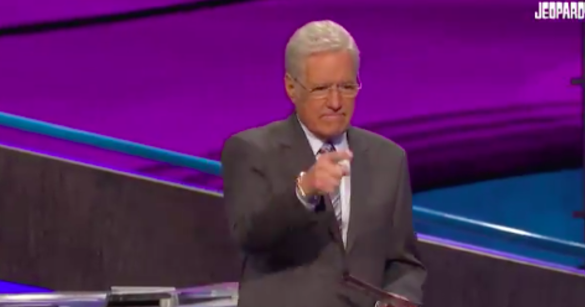 Alex Trebek Jeopardy Contestant S Surprise Answer Of We