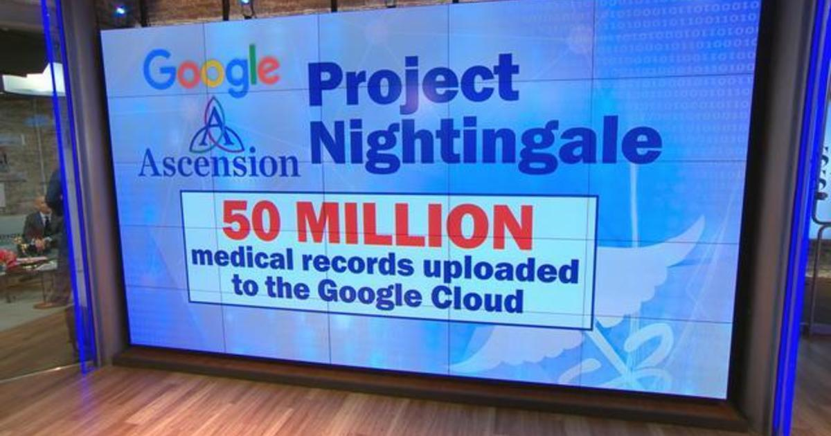 Google's collection of medical records sparks privacy concerns
