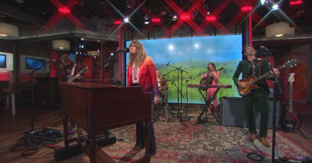 "Saturday Sessions: Grace Potter performs ""Back to Me"""