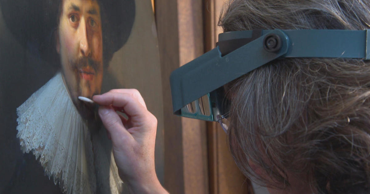 Rescuing art: The creativity and science of restoration
