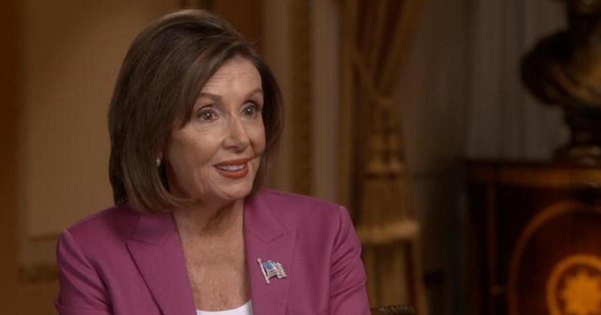 Nancy Pelosi suggests whistleblower complaint prompted release of Ukraine aid