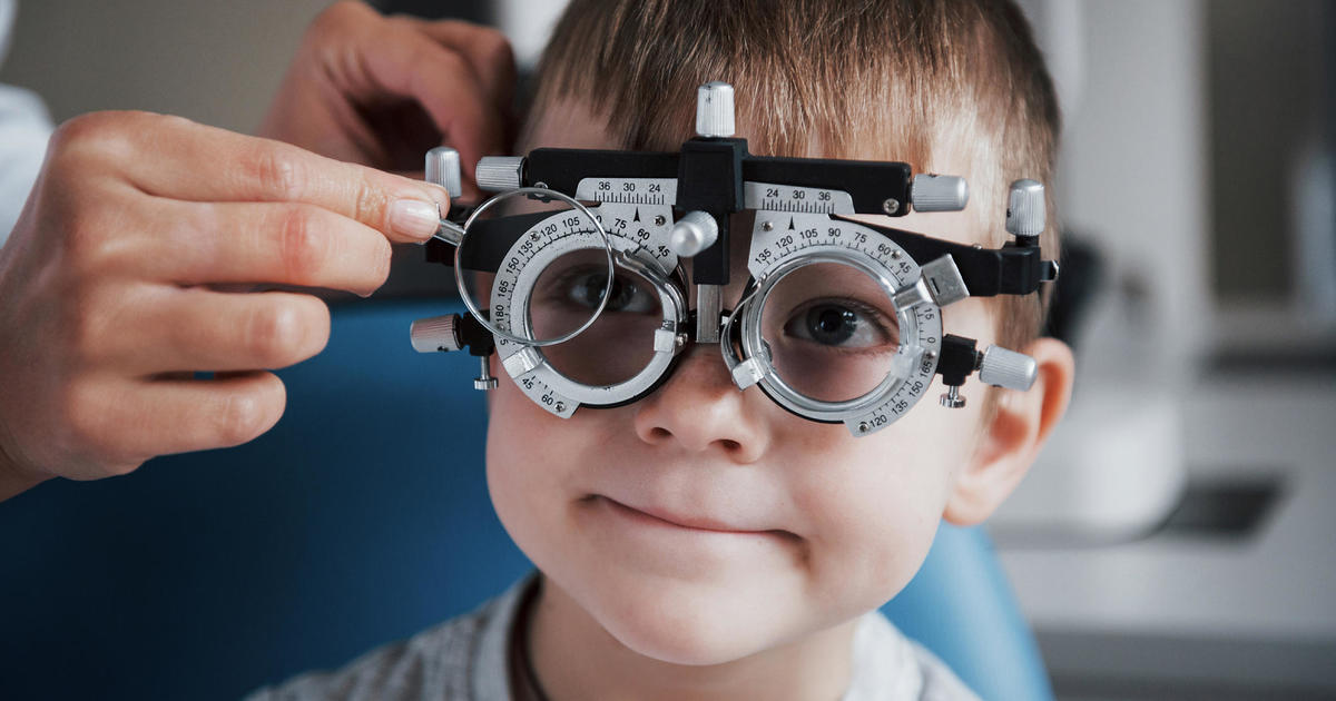 FDA approves first contact lens for nearsighted kids