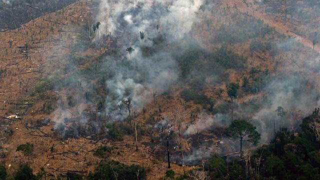 BRAZIL-FIRE-DEFORESTATION-AMAZON