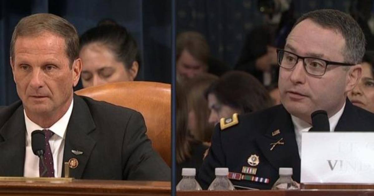 Stewart asks Vindman if he always insists civilians call him by his rank