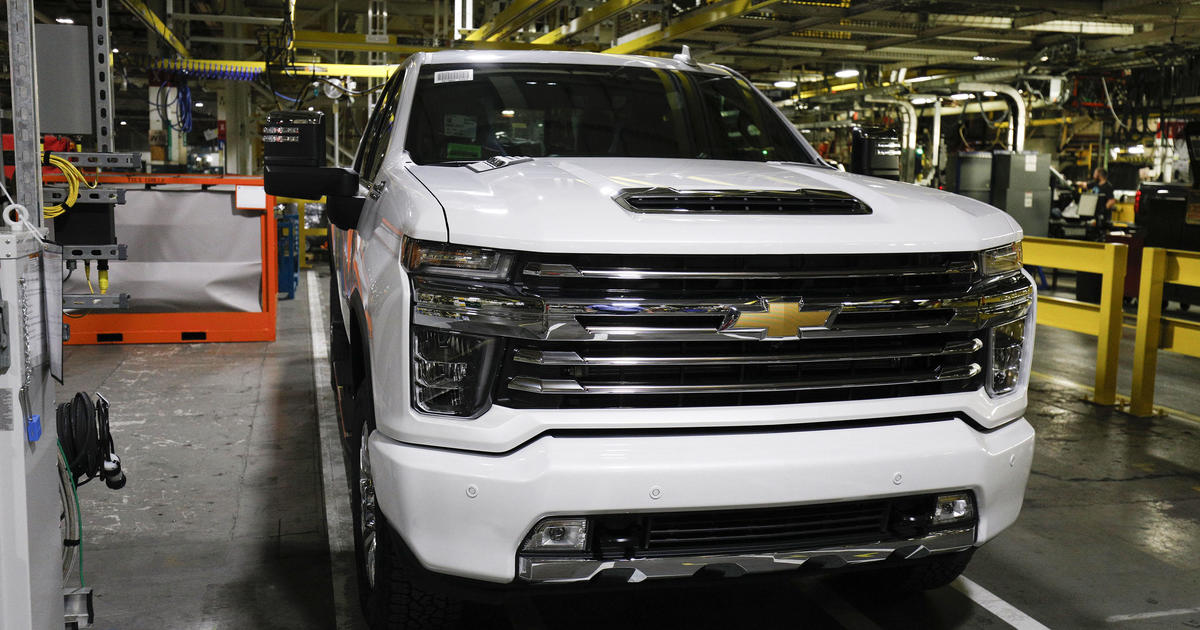 General Motors recalls 640,000 pickups because seat belts can cause fires