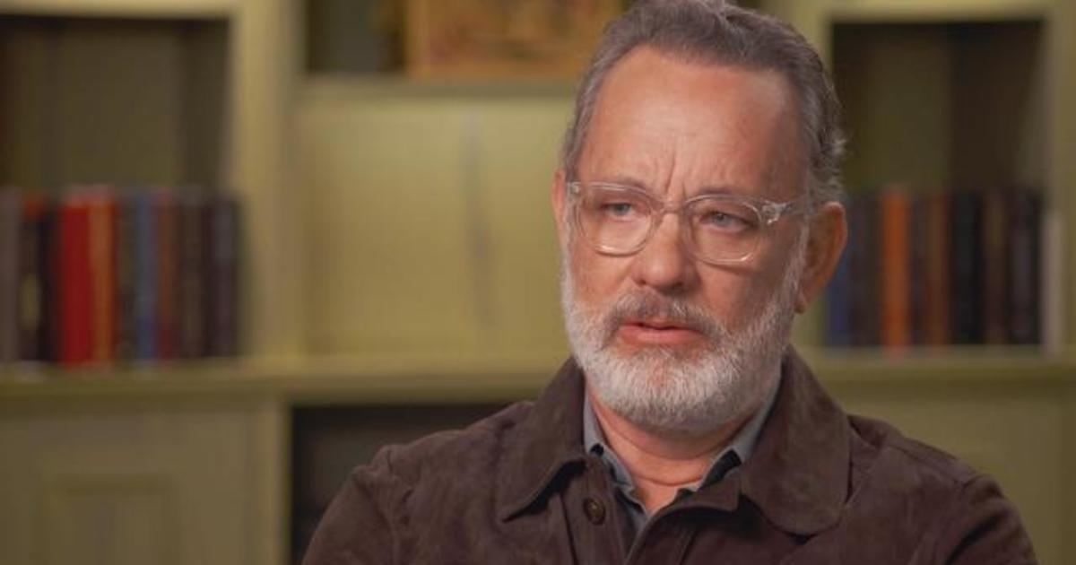 Why Tom Hanks took on the role of Mr. Rogers after initially turning it down