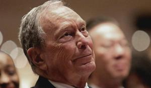 Michael Bloomberg takes another step to 2020 run