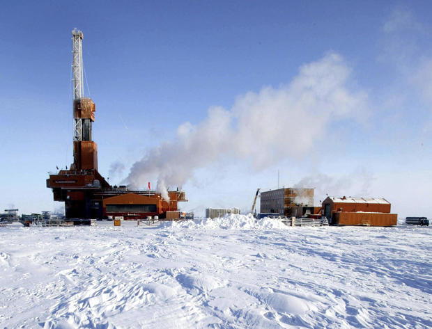 Alaska Petroleum Reserve Lawsuit