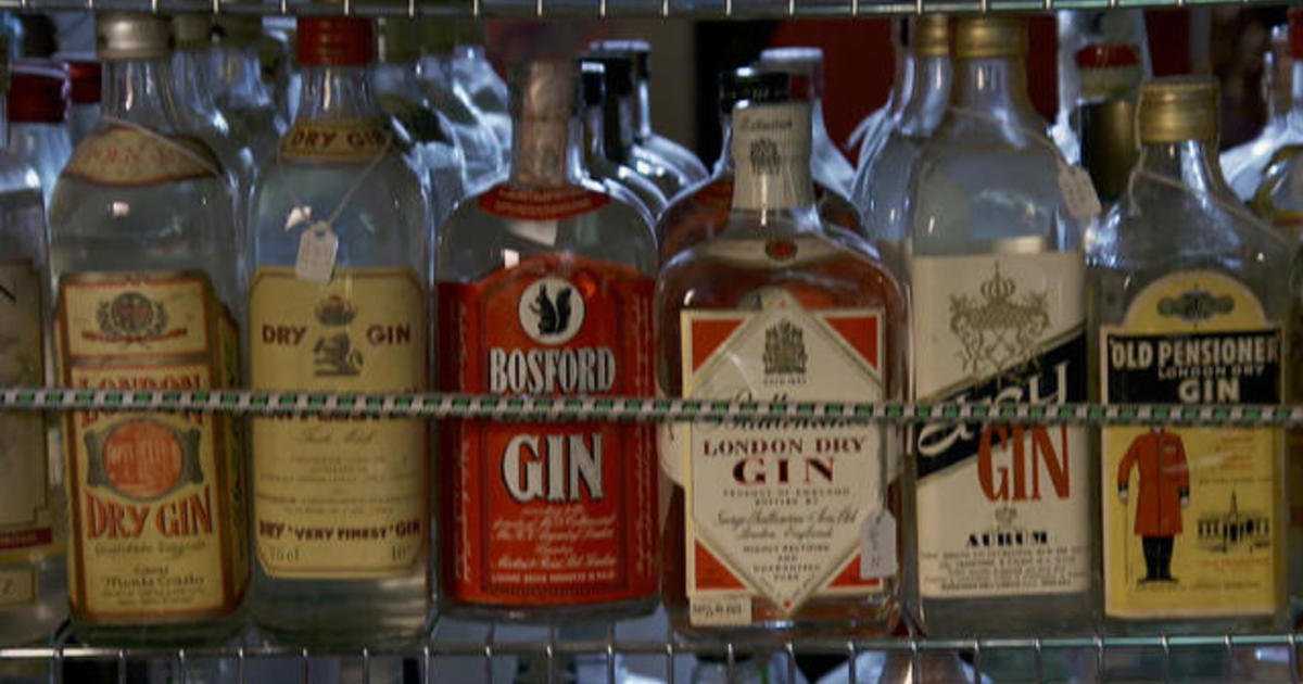 Aging well: The allure of vintage spirits