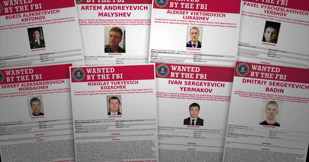 How Russian intelligence officers interfered in the 2016 election