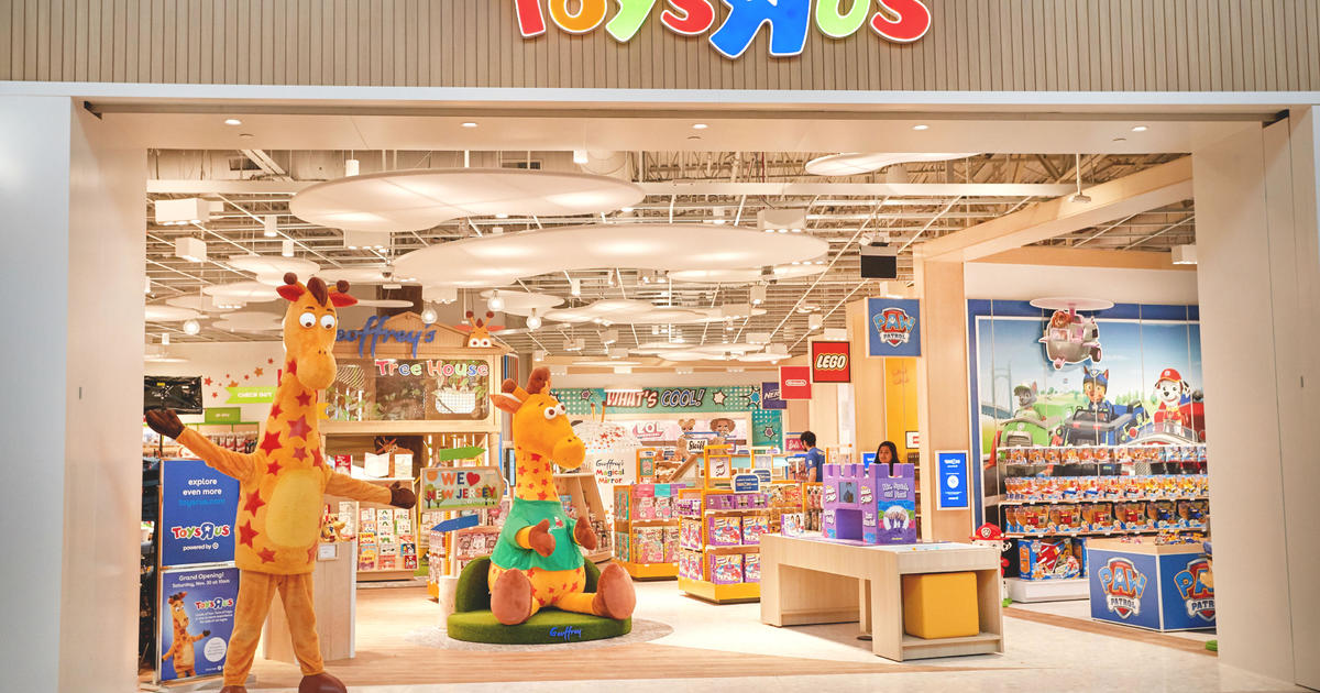 Toys Are Us Market Mall
