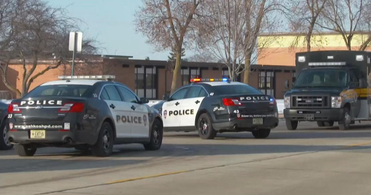 Two armed students shot by police at different Wisconsin high schools in two days