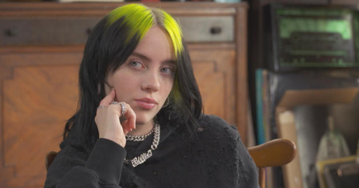 billie eilish at 17 the multiple grammy nominee says she is coming out of the joyless and torturous feeling that clinical depression and unwanted fame brought her cbs news billie eilish at 17 the multiple