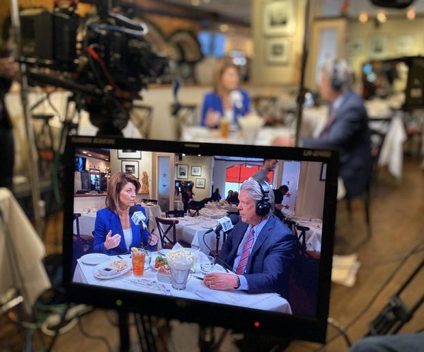"""Norah O'Donnell on moving the """"CBS Evening News"""" broadcast to Washington, D.C."""