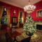 The White House Previews Decor For The Holiday Season