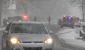 Snow could cause a messy Wednesday commute