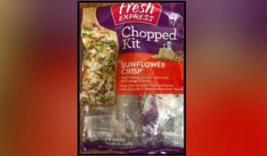 E. coli outbreak linked to chopped salad kits