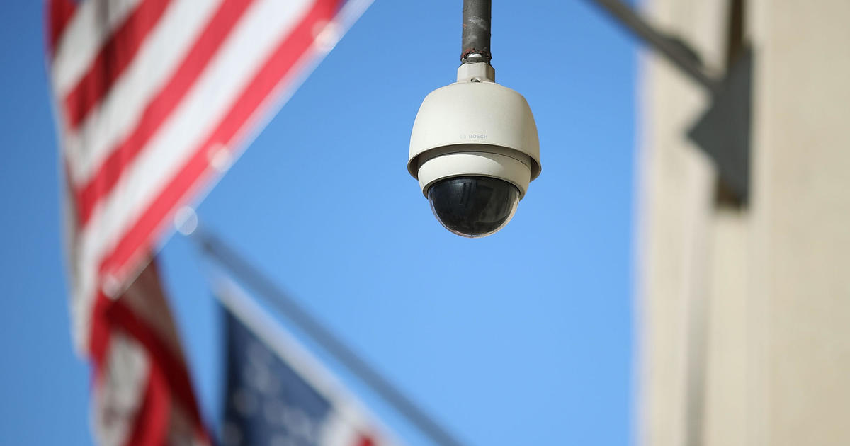 Video surveillance in U.S. described as on par with China