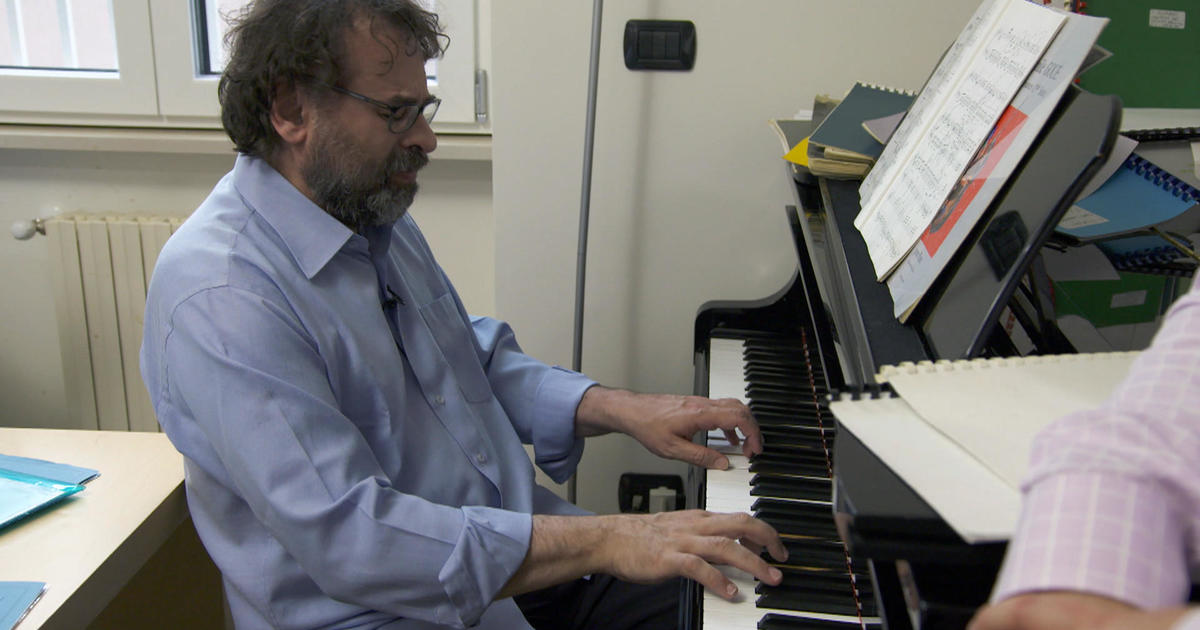 Italian composer giving new life to music lost during the Holocaust