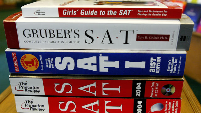 SAT Scores Up As Record-Breaking Numbers Of Students Take The Test