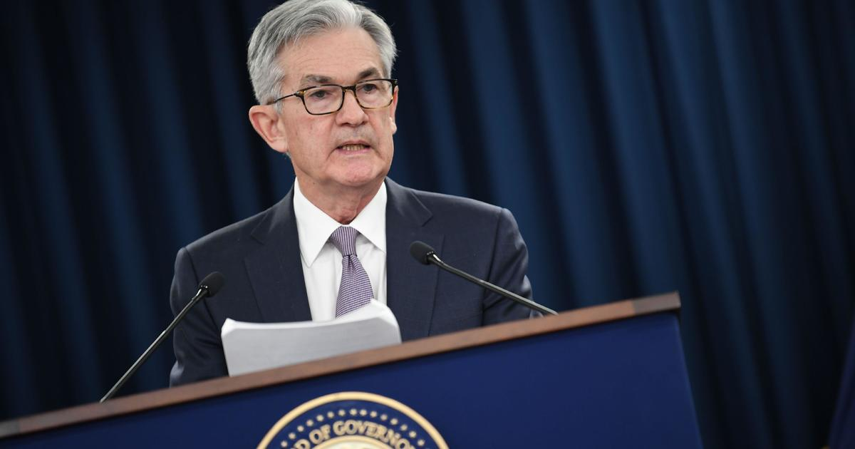 Fed signals no interest rate cuts in 2020