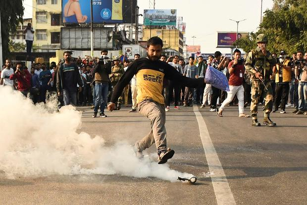 INDIA-POLITICS-RIGHTS-PROTEST