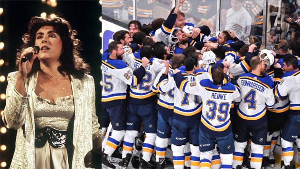 """Mobituaries"": How ""Gloria"" brought glory to a St. Louis hockey team"