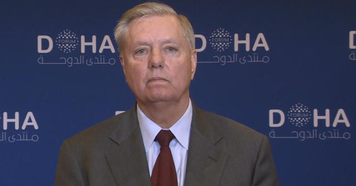 Lindsey Graham On Face The Nation I Love Joe Biden But None Of Us Are Above Scrutiny Cbs News