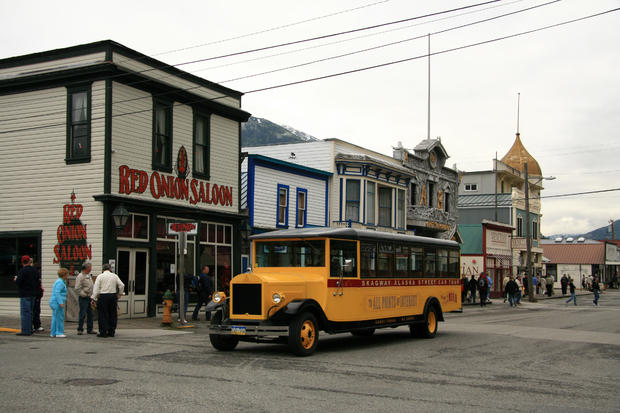 Skaguay, Juneau, Alaska, USA