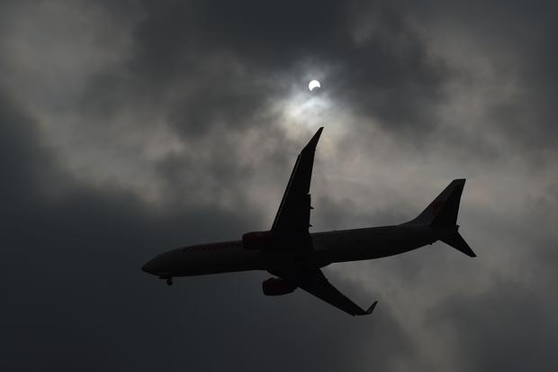 "Stunning photos of the ""ring of fire"" solar eclipse"