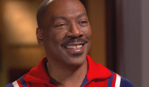 """Eddie Murphy: """"There's nothing like making people laugh"""""""