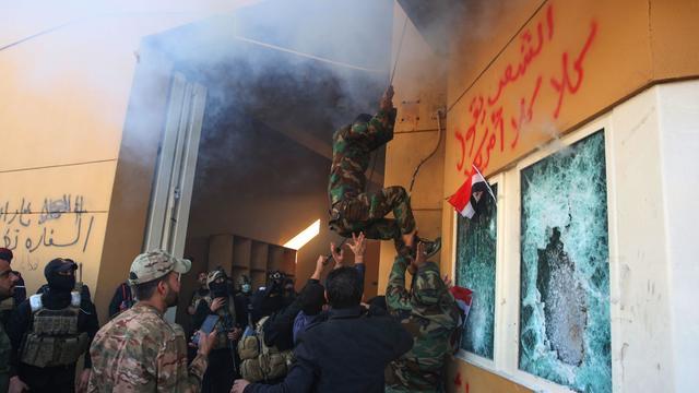 IRAQ-US-PROTEST-POLITICS-UNREST