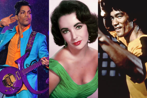 Dead celebrities: A list of the highest earners
