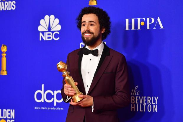 Ramy Youssef — Golden Globes 2019