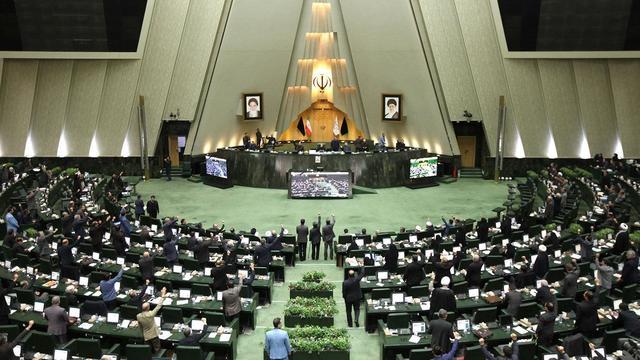 IRAN-IRAQ-US-UNREST-PARLIAMENT