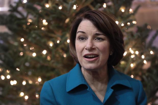 Amy Klobuchar Campaigns In Iowa After Latest Democratic Presidential Debate