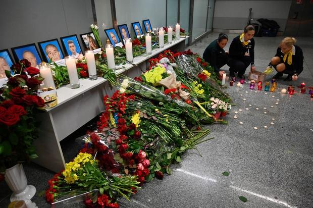 UKRAINE-IRAN-CANADA-AVIATION-ACCIDENT
