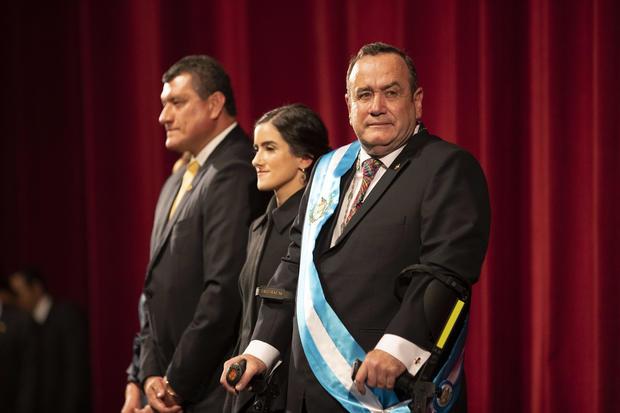 Guatemala Inauguration