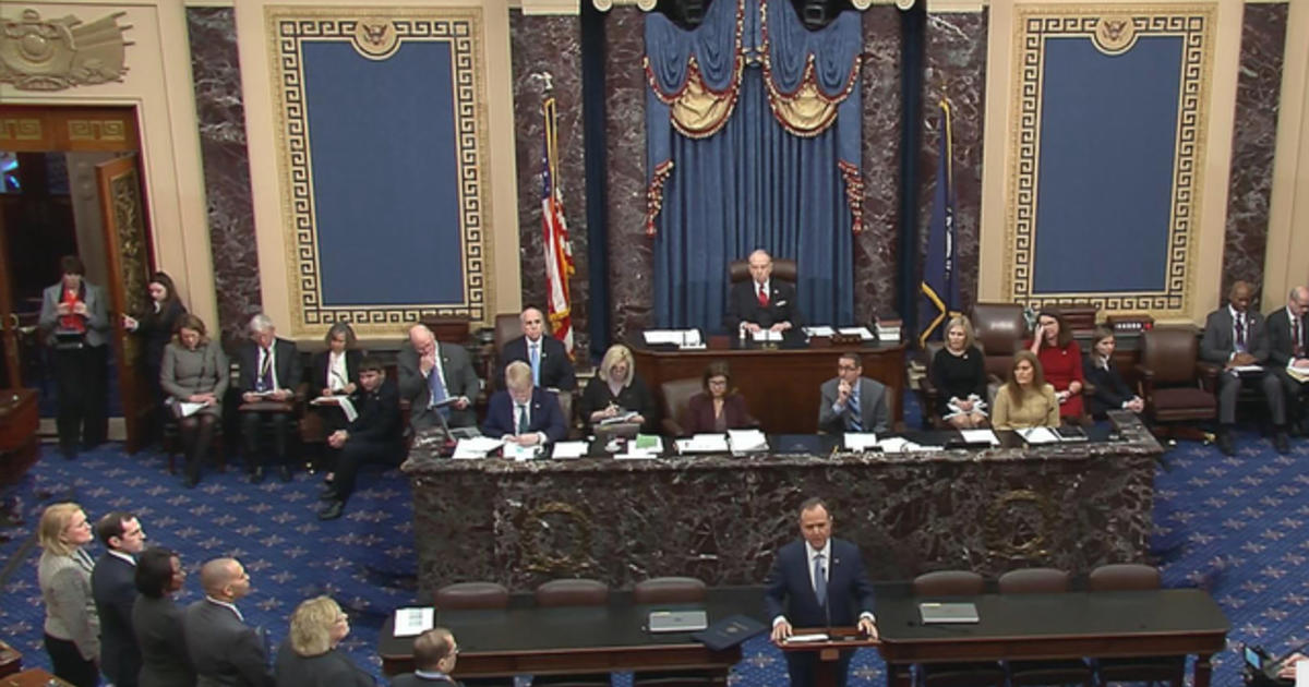 Special Report: Senate formally receives articles of impeachment against President Trump