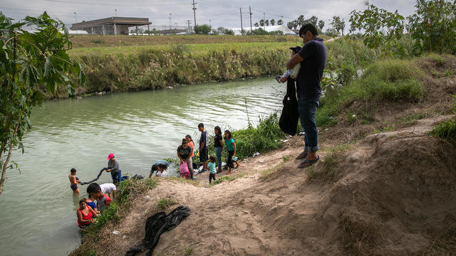 "Asylum Seekers Fill Tent Camps As Part Of U.S. ""Remain In Mexico"" Policy"