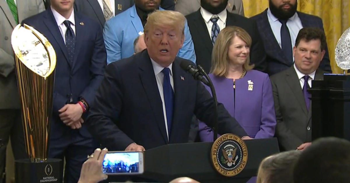 Trump's impeachment defense team announced
