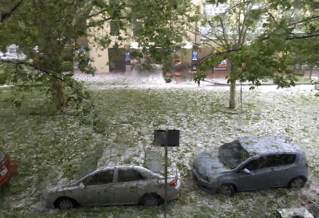 Australia Storms