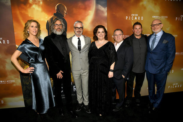 "Premiere Of CBS All Access' ""Star Trek: Picard"" - Red Carpet"
