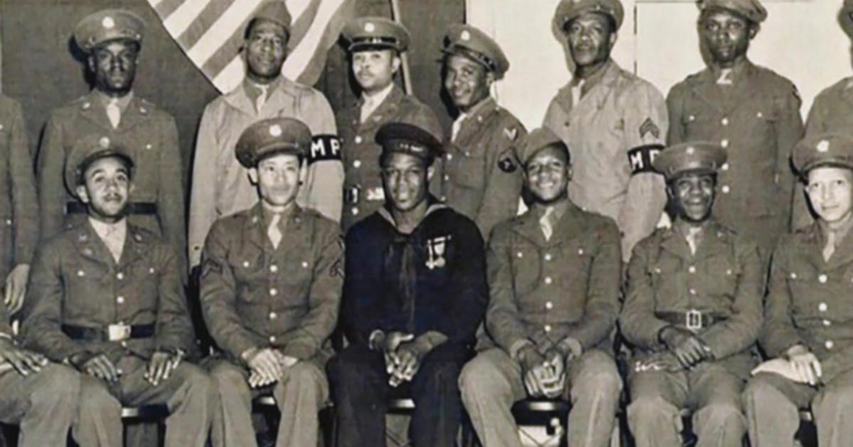 U.S. Navy aircraft carrier named after African American WWII hero