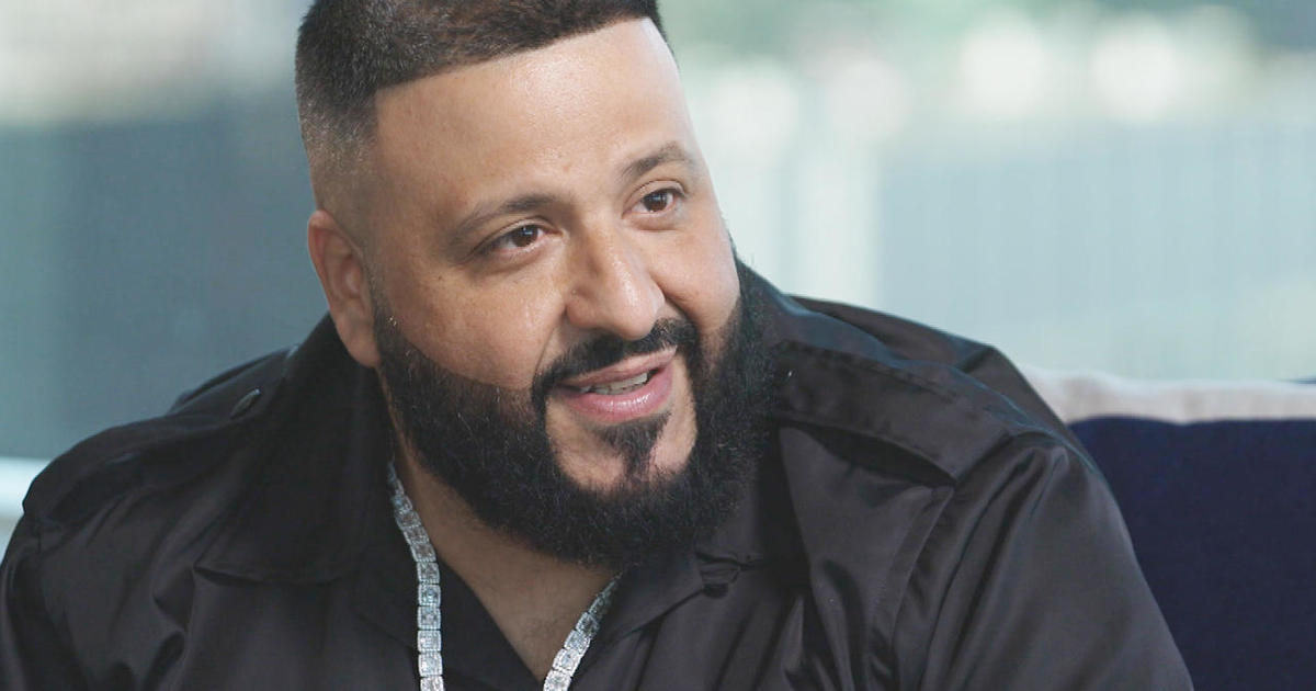 The multi-talented and persuasively confident DJ Khaled