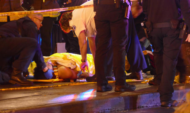 Woman killed and 7 wounded, including 9-year-old, in Seattle shooting