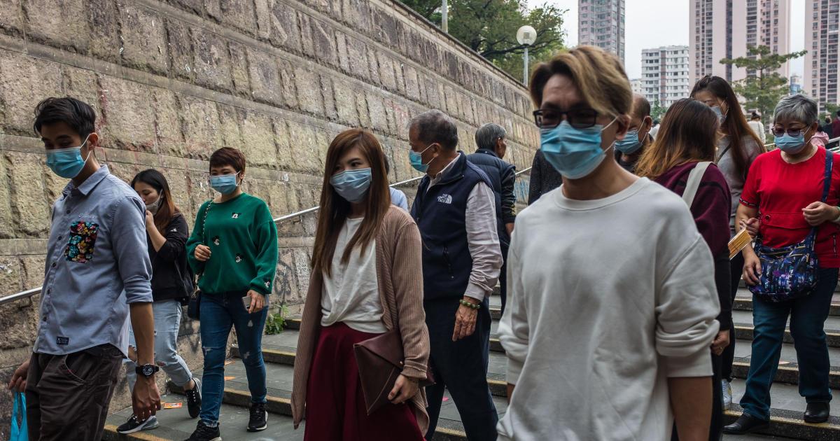 Hong Kong declares emergency over coronavirus and closes schools thumbnail