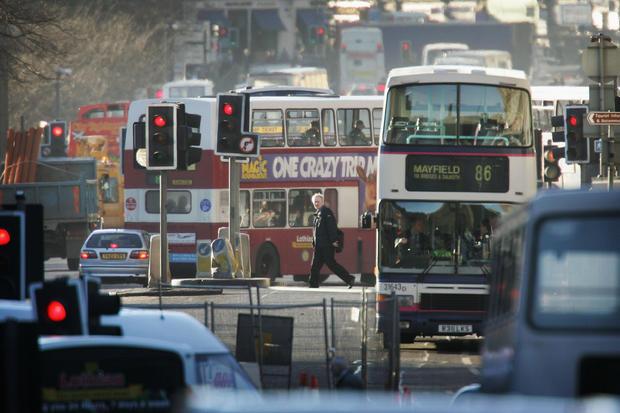 Referendum Of Congestion Charge In Edinburgh