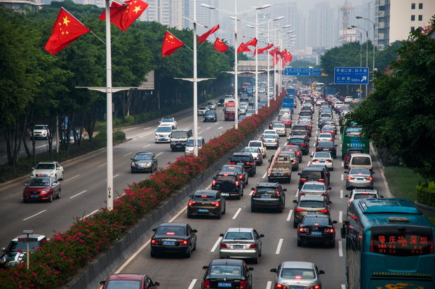Cities with the worst traffic in the world